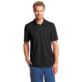 Maier Sports Ulrich - Camiseta manga corta Hombre - negro